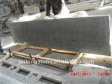 Grey granite G640 slabs