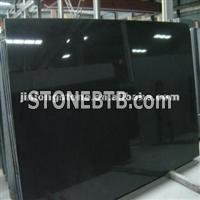Popular Mongolia Black Granite Hotselling