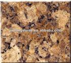 Manufacture Excellent Quality Natural Granite Giallo Fiorito Countertop