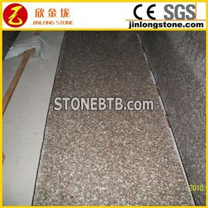 low price pink granite misty brown g664