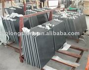 black chinese granite stone tile