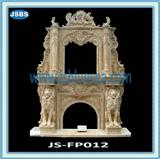 Marble Fireplace Mantels