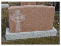Granite Cross Tombstone, European monument