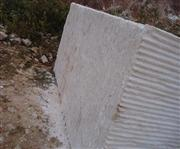 Block Pure White Marble
