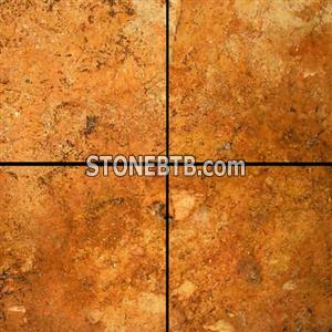 Durango Zacatecus Peach, Mexican Travertine