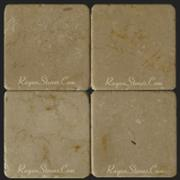Cream Marble Tumbled-Antique