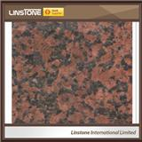 Polished Balmoral Red Granite Kitchen Countertops