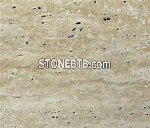 Beige Travertine Stone Tiles & Slabs