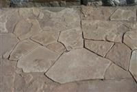 Flagstone Flooring / Colorado Buff Sand Set