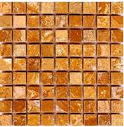 indoors or outdoors, mosaic tiles