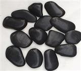 Black Pebble Stone