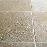 Light Medium Honed Filled Travertine