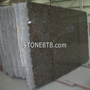Granite Slab Baltic Brown