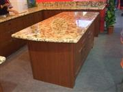 Granite Countertop Of Shanxi Black