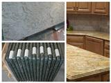 Kitchen Granite Countertop And Island For US Project