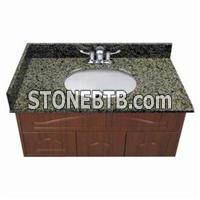Vanity Top: Both Domestic and Imported Granite