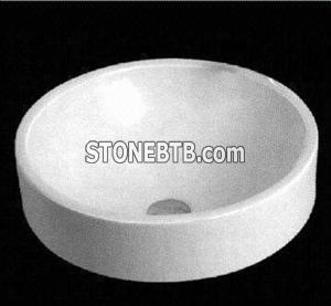 Above Counter Ceramic Basin - WFCMBS006