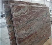 Monica red marble
