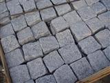 G341 grey granite cobble stone