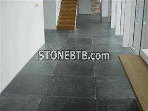 Black slate tile with CE approval