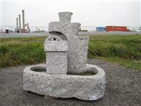 fountain granite fountain garden fountain china supplier for garden fountain