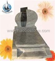 French styled tombstone