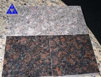 Indian stone tan brown granite tile