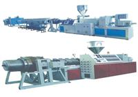 Large-Caliber UPVC Solid-Wall Tube Production Line