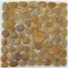 Yellow Pebble Stone Tile