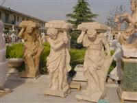 limestone,travertine,marble fireplace,statue,flower pot,carving