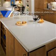 Tell world Solid surface kitchen counter top