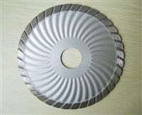turbo wave diamond saw blade for stone