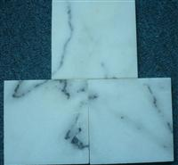 Chinese White Marble Tiles - $25.6/m2