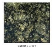 BUTTERFLY  GREEN GRANITE