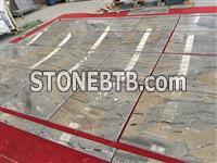 northern lighting grey yellow marble tiles