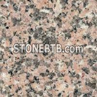 Cherry Flower Red Granite G367