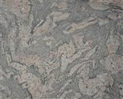 Red Granite multicolor red