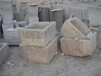 Stone Antique Troughs