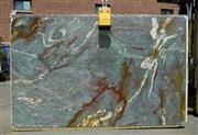 Blue Louis Granite slabs