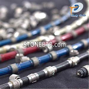 Wire Saw for Granite or Marble Multi-wire Machine