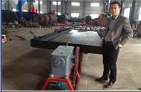 Coltan Separating Shaking Table