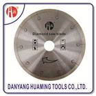 HM-31 Fishhook Tooth Hot Pressed Sintered Diamond Saw Blade For Ceramic
