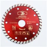 Turbo Diamond Saw Blade For Marble Granite