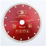 Diamond Segment Saw Blades 180 X 22.23mm