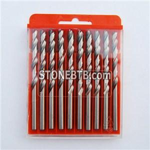 Drill Bit Set 10 White Color