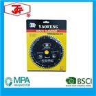 180mm Tubo Diamond Cutting Disc Hot Pressed