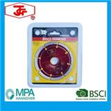 105mm Cold Cutting Sintered Segment Diamond Saw Blade