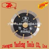 Hot-pressed Sintered Diamond Saw Blade