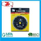 180mm Segment Diamond Saw Blade Hot Pressed For Granite