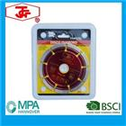 115mm Segmented Saw Blade Cold Pressed